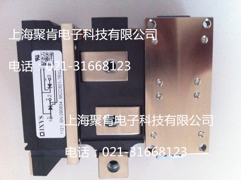 奉贤区IXYS/艾赛斯可控硅模块批发MCC310-12io1可控硅模块MCC312-16io1安全可