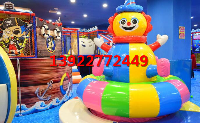 广州深圳室内儿童游乐场设备厂家