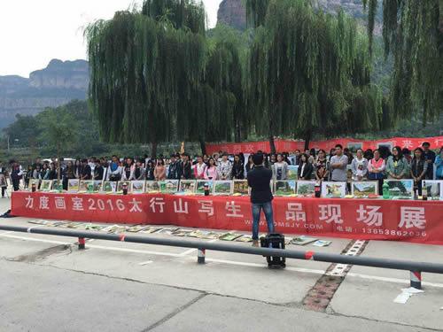 郑州力度画室:郑州美术培训怎么样才能到的飞速的提高?