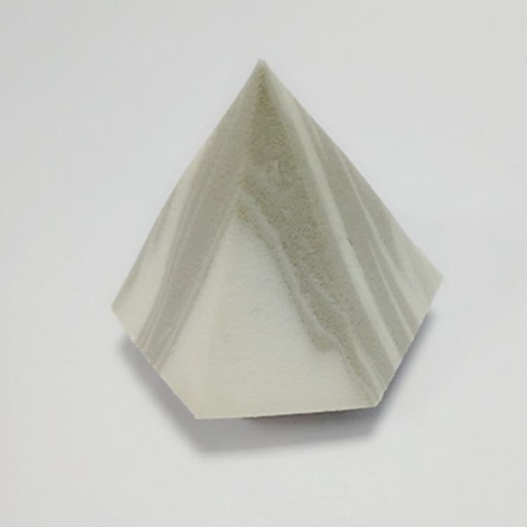 新款钻石粉扑 款式独特 非乳胶 泡水变大