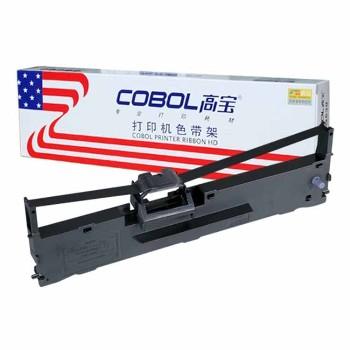 昆明爱普生针式打印机色带安装