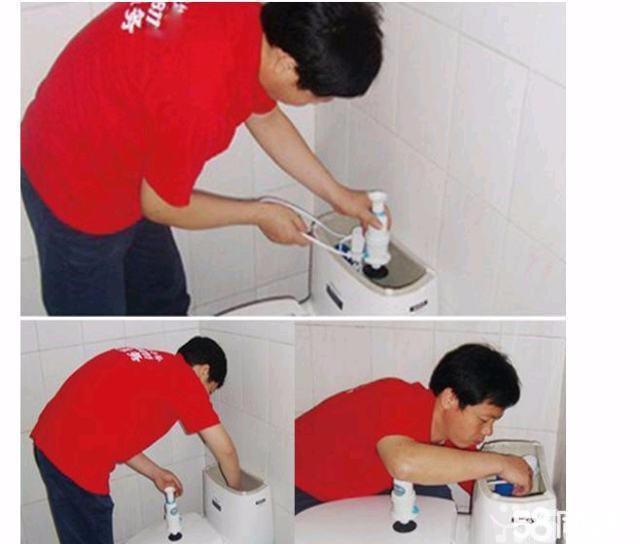 专业维修安装水管—水龙头—马桶—洁具—换三角阀软管