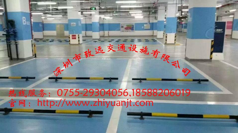深圳停车场地坪漆工程