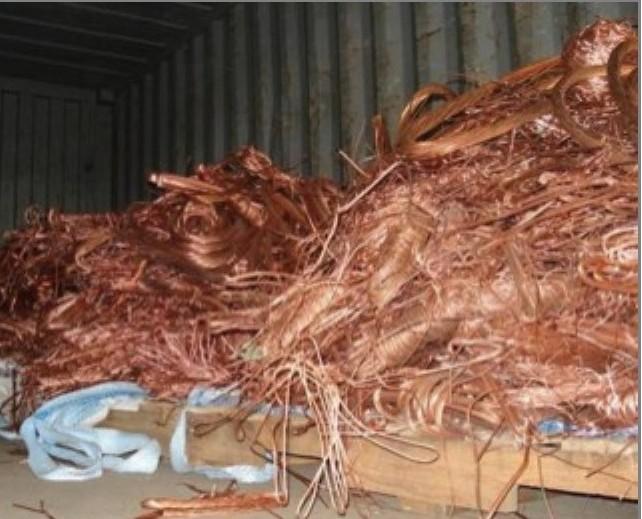我想从国外进口一批废铜要怎么向海关申报