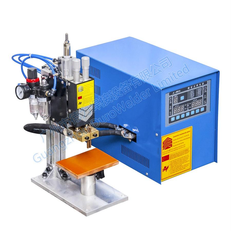 广州德力18650电池点焊机供应厂家直销