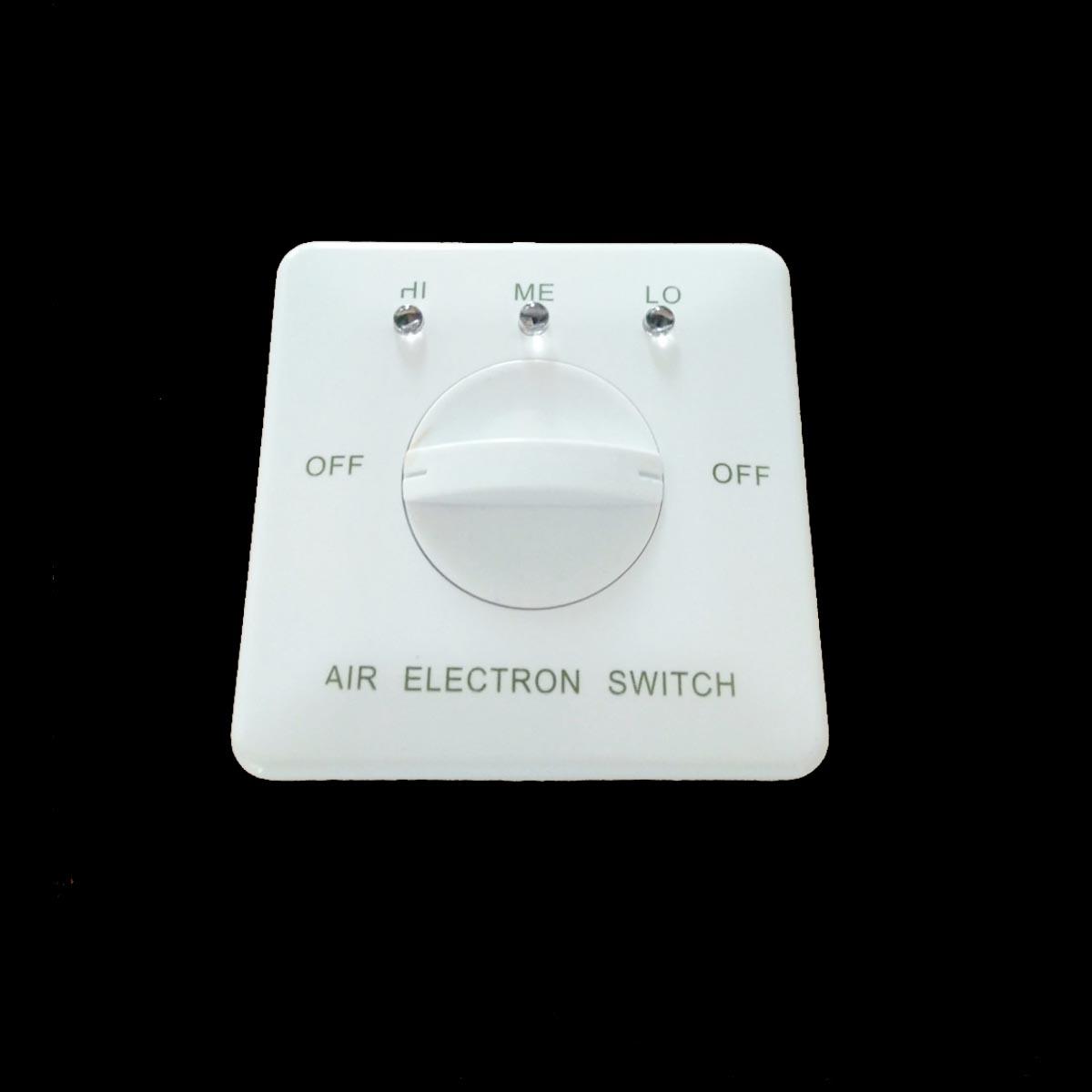 中央空调三速开关带指示灯