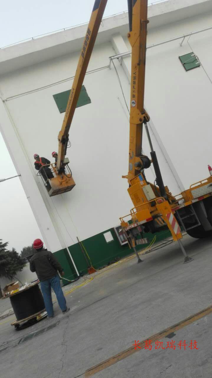河南长葛弱电项目预算劳务施工线路改造设备安装劳务分包可视对讲门铃监控设备安装