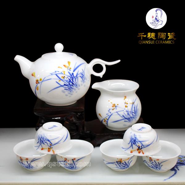产品名称:景德镇功夫茶具