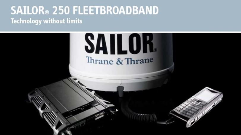 海事卫星宽带终端FBB250  现货出售