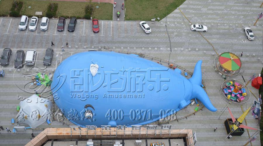 郑州卧龙厂家直销 海洋球气模