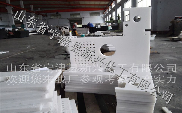 白色pe刮板聚乙烯耐磨刮板厂家报价