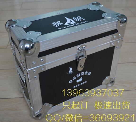青岛城阳安全防护减震铝合金箱城阳航空箱精密仪器铝合金箱2