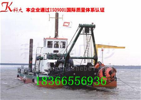 潍坊绞吸式清淤疏浚船供应商哪家专业,科大液压绞吸式挖泥船技术可靠