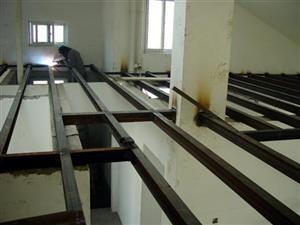 大兴区室内搭建二层 制作钢结构夹层隔层做阁楼686O6557