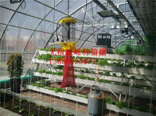 壁挂式大棚草莓种植槽
