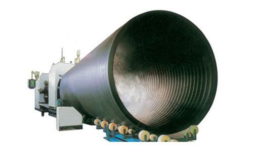 塑料管材生产线_盛大挤出机械_塑料管材挤出生产线
