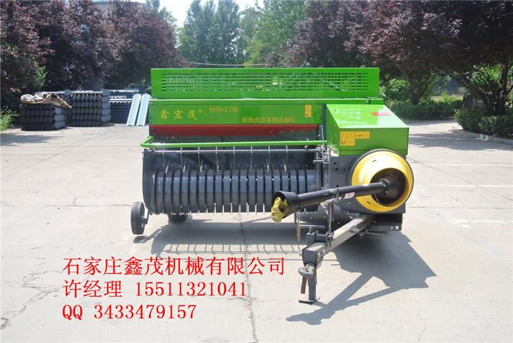玉米秸秆打捆机 稻草打捆机