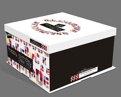 蛋糕包装盒-甜品包装盒