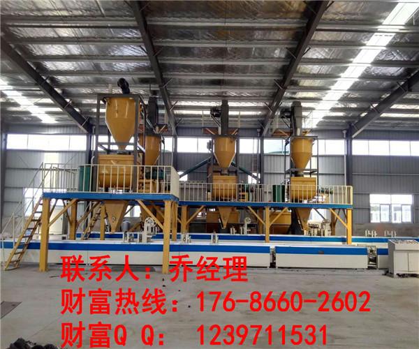 保溫模板設備科技領先建材裝備