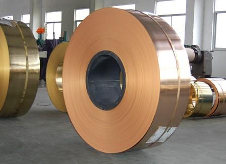 C70250铜合金 铜带