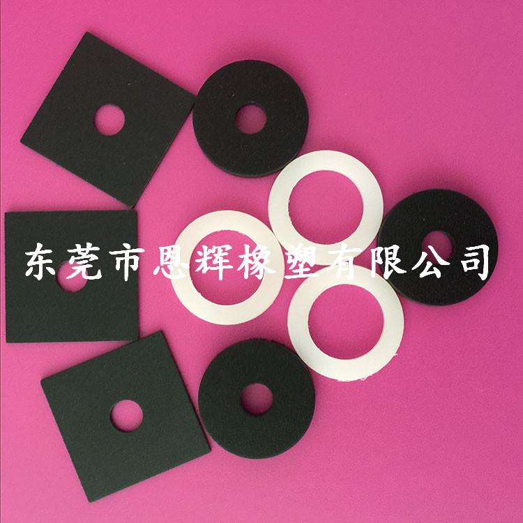 PP螺丝垫片 透明PVC垫片  白色pa垫片  介子垫片生产厂家