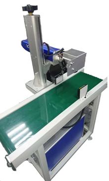 绍兴LED灯座光纤激光打标机、台州高速激光打标机加工
