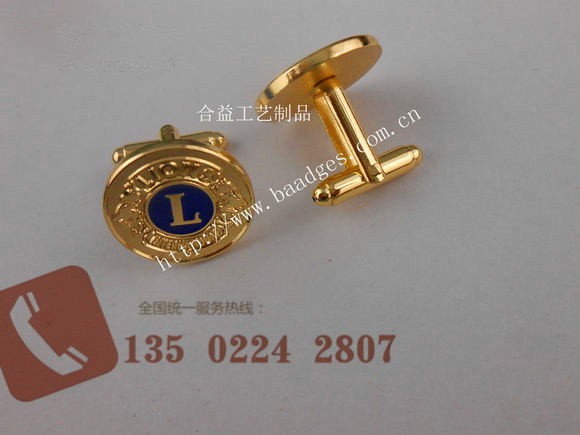 企业集团徽章/公司徽标定做/广州合益徽章厂