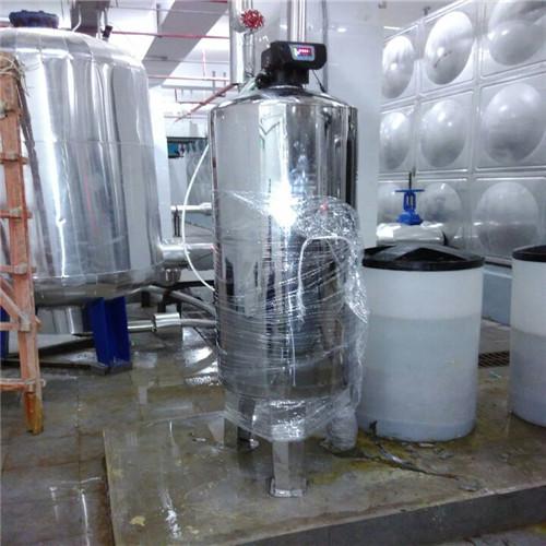 青海不锈钢软化水设备设计方案
