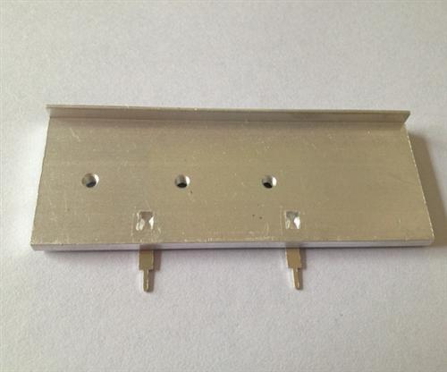 LED散热片,雄海五金,LED散热片供应商