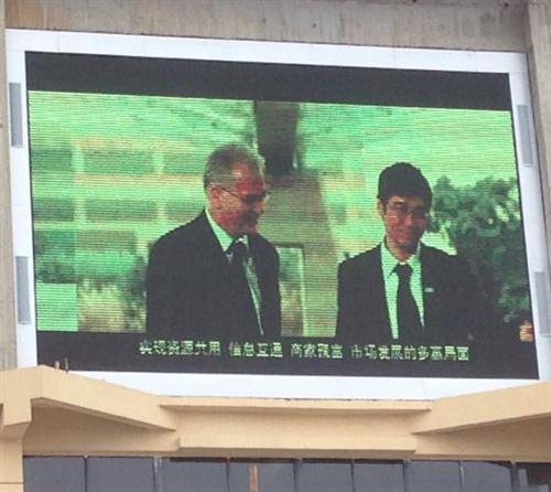 室外led显示屏_东湖区显示屏_联锦led大型显示屏