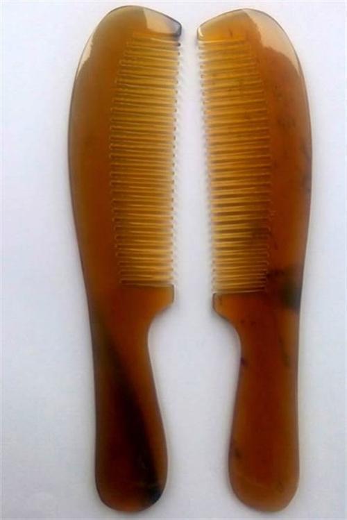 牛角梳材质,牛角梳,山东德裕商贸(图)