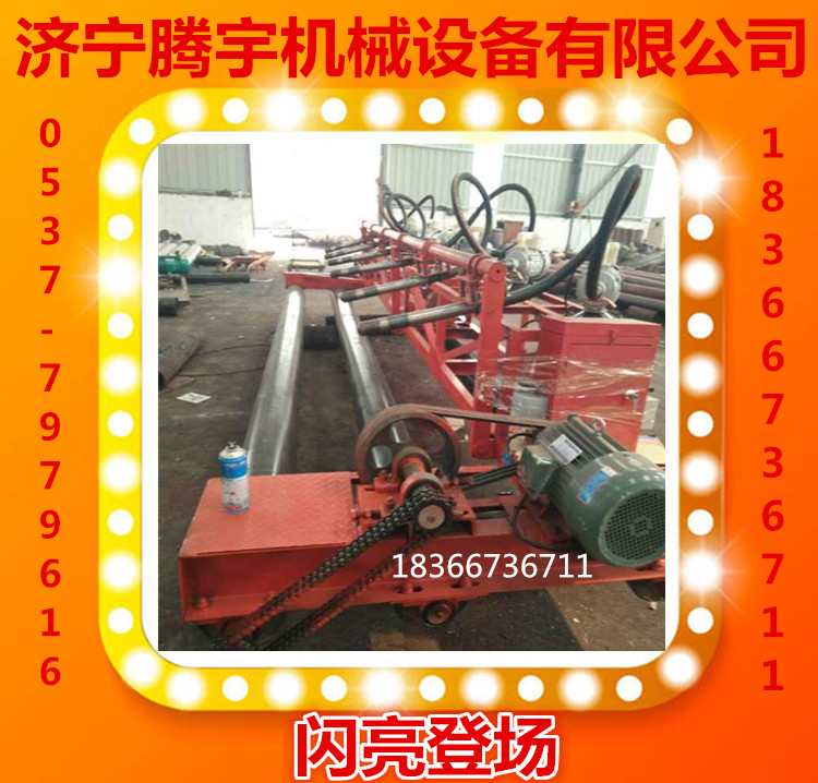 济宁腾宇TYZD-5米6棒混凝土路面专用排振振捣摊铺