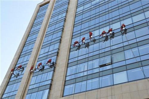 高楼外墙清洗|广州专业高楼外墙清洗|白云区高楼外墙清洗