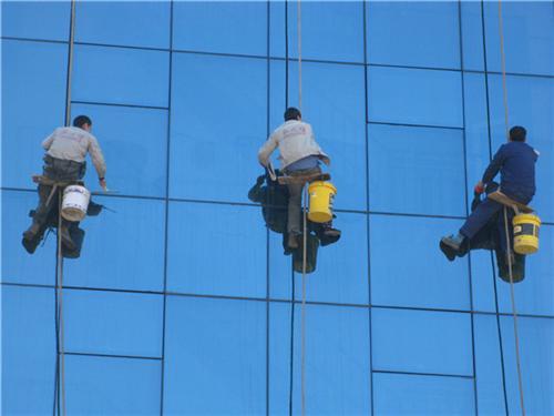 高楼外墙清洗,广州专业高楼外墙清洗,番禺区高楼外墙清洗保洁
