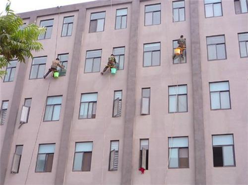 越秀区高楼外墙清洗_高楼外墙清洗_广州高楼外墙清洗公司
