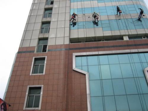 天河区高楼外墙清洗_高楼外墙清洗_广州专业高楼外墙清洗
