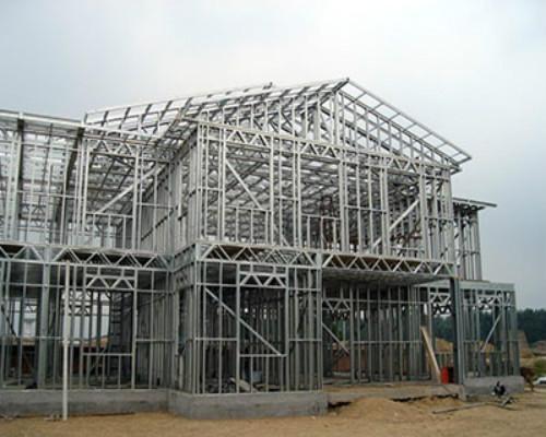 太原钢结构架子,太原钢结构,恒源通钢结构彩板(多图)