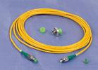 订制ST-FC单模双芯10米光纤跳线