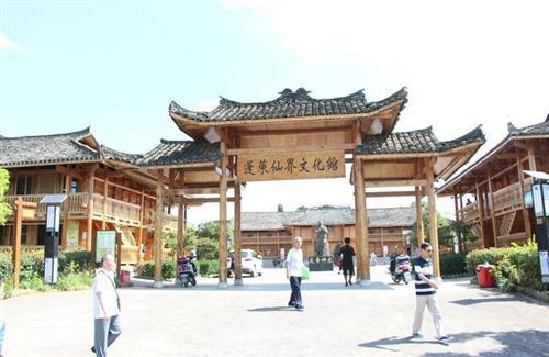 贵州著名景点,蓬莱仙界景区,著名景点有哪些