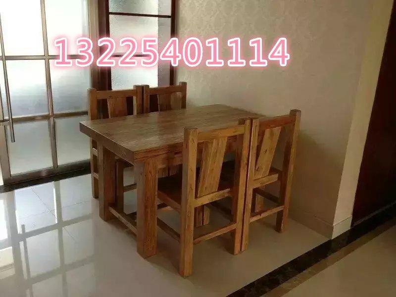 菏泽生产老榆木家具的厂家