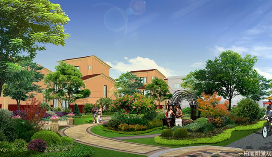 深圳小区园林景观设计 17190307861张工