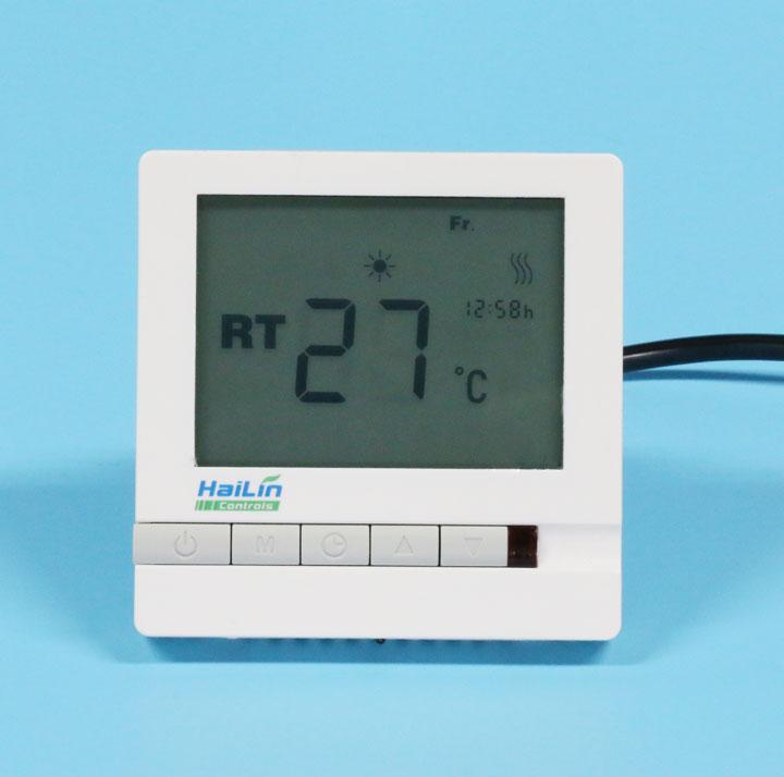 上海玖间堂Speechlink语音智能温控器空调温控器