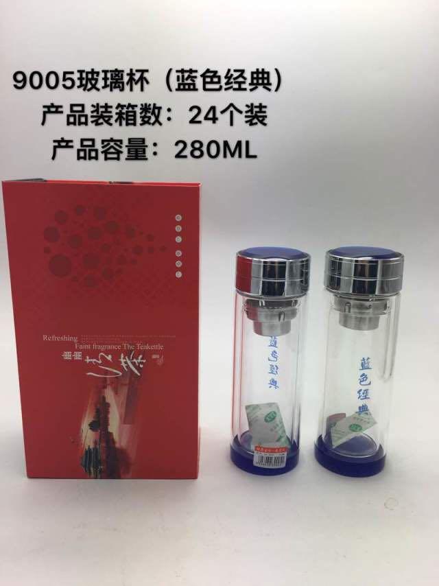 西安高档玻璃杯定做 礼品玻璃杯定做 可印字销售