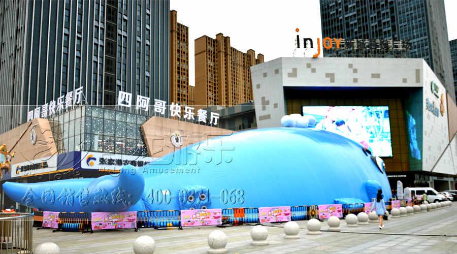 室外海洋球厂家 百万海洋球项目