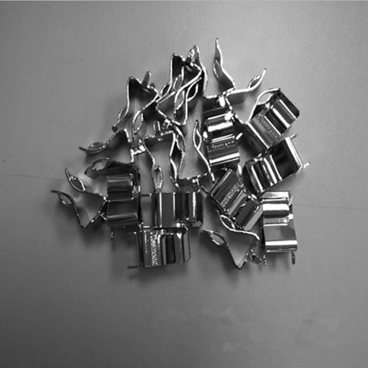 保险丝夹子 PCB板焊接式保险夹 5*20 6*25 10*38电流保险丝夹子