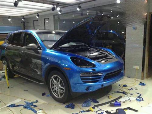 汽车贴膜价格|江北汽车贴膜|真功夫汽车装饰(图)