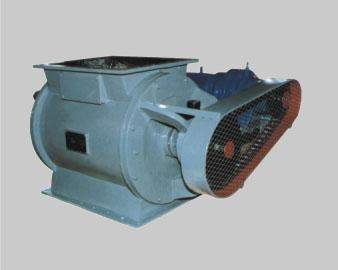 厂家供应 弹性轮电动锁气给料机