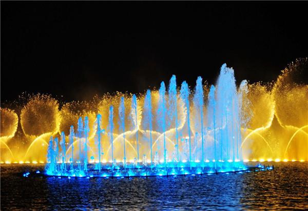 ?延长程控喷泉设备使用寿命的方法