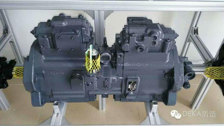 DEKA液压泵适用于沃尔沃EC210 240挖机