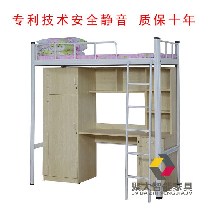 平凉学生公寓床批量 厂家批发经久耐用 聚大家具